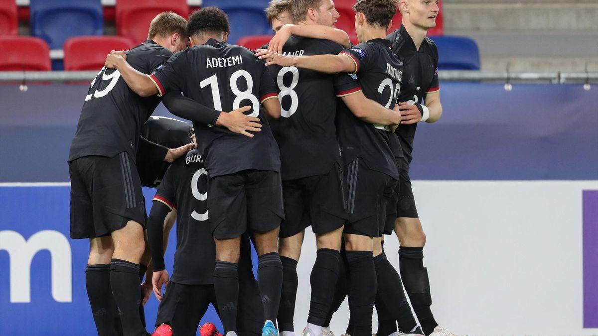 Deutsche U21 steht im Halbfinale der EM