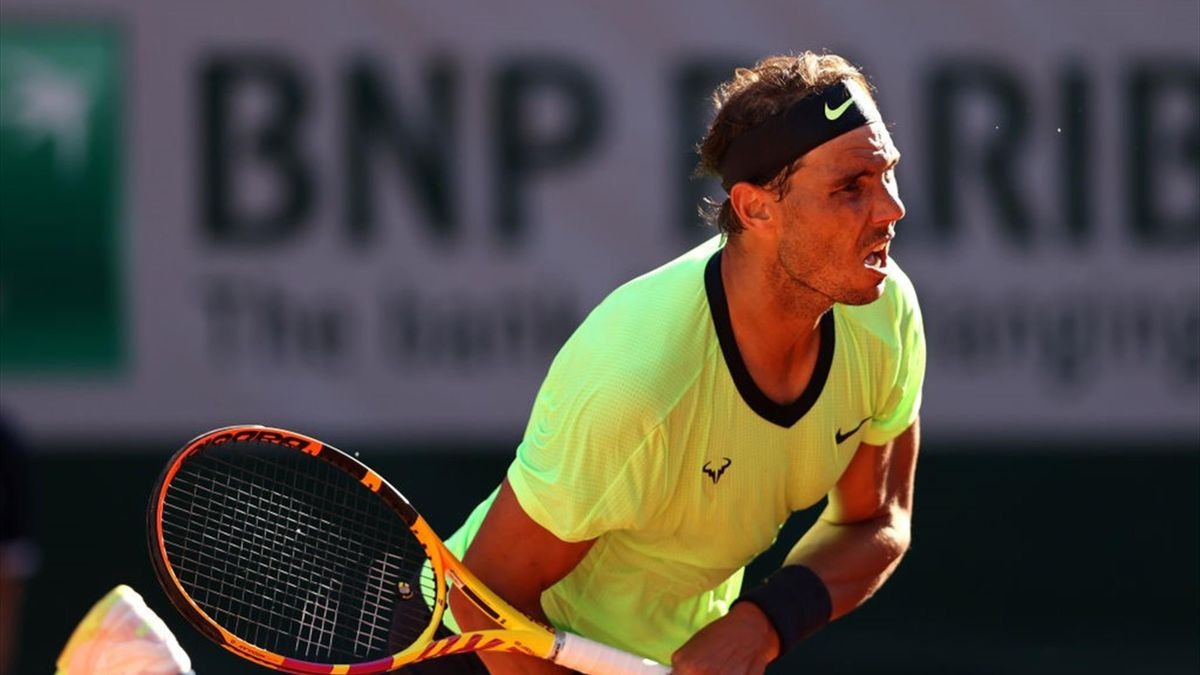 Roland Garros 2021 Rafa Nadal Alexei Popyrin Victoria Con Brillantez Susto Y Oficio En Primera Ronda Eurosport