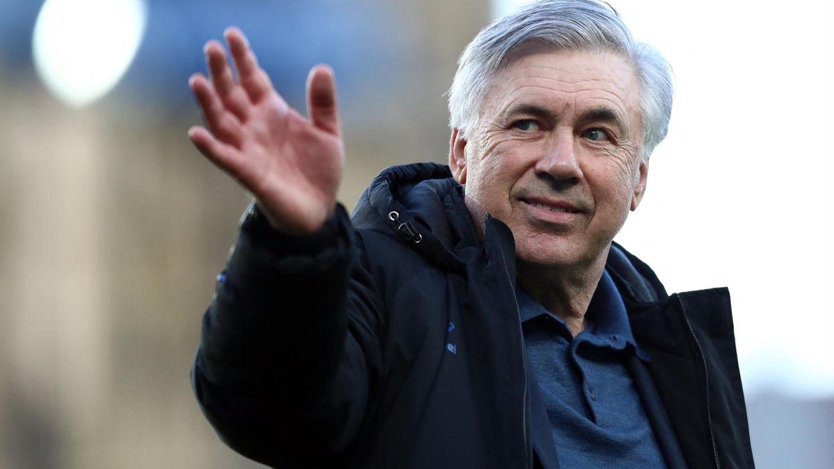 Real Madrid verpflichtet Trainer Carlo Ancelotti