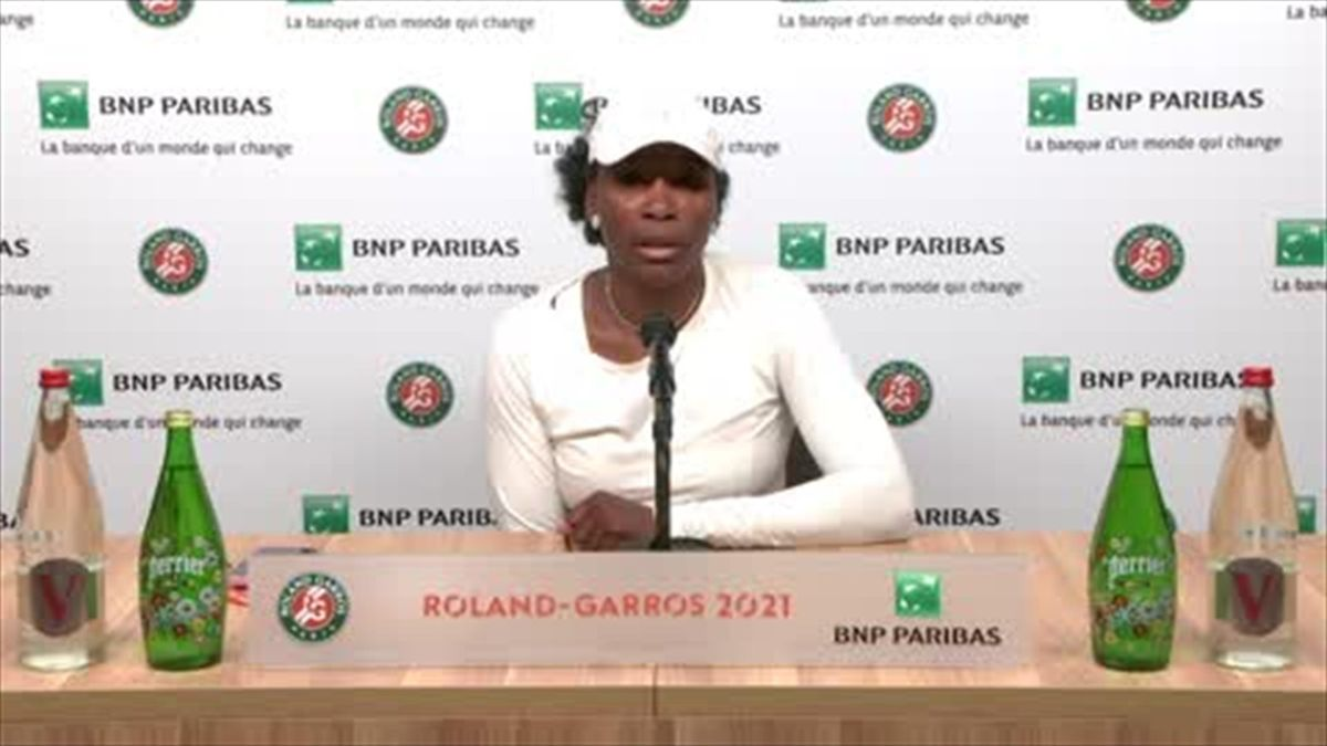 'You'll never light a candle to me' - Venus Williams tells press how she deals with them