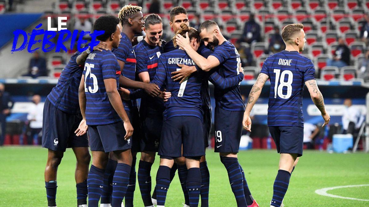 Comment Benzema a déjà bonifié les Bleus sans les dénaturer