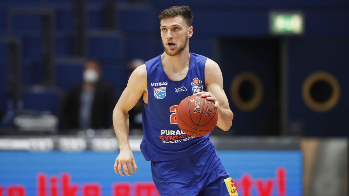 Michal Michalak zieht es zu den EWE Baskets Oldenburg