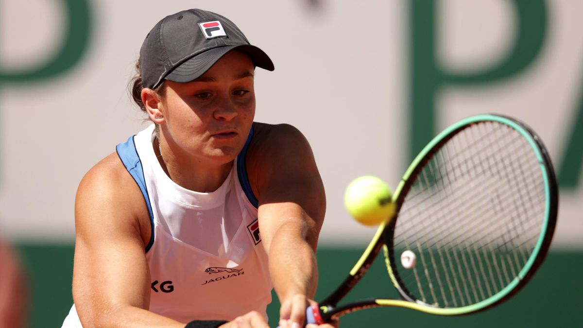 Ashleigh Barty | Tennis | French Open 2021 | ESP Player Feature