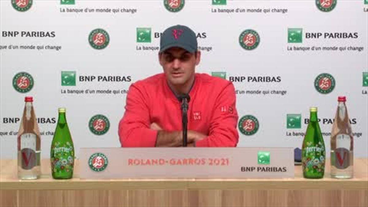 Federer reveals he may pull out of French Open