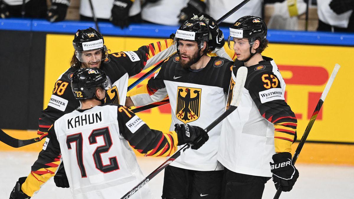 Eishockey-Nationalmannschaft bringt Sport1 gute TV-Quote