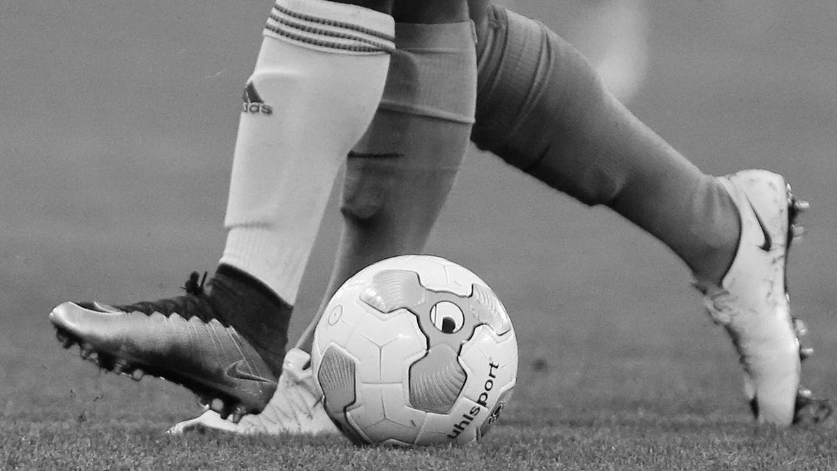 Der italienische Fußball trauert um einen verstorbenen Amateurspieler