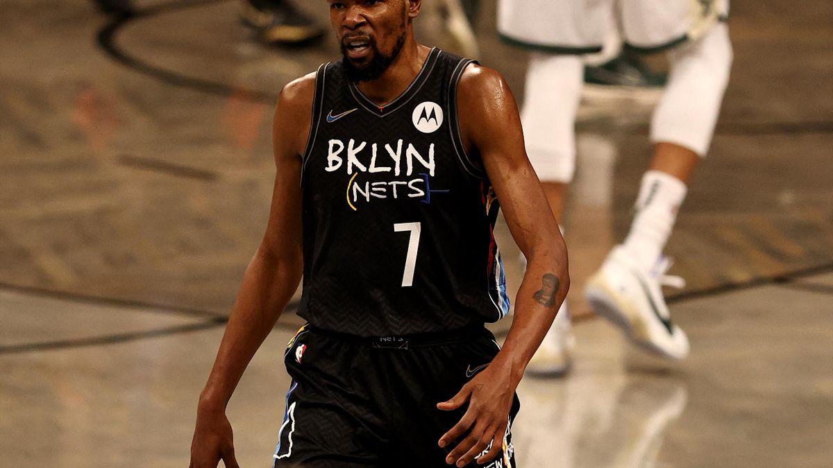 Durant überragt mit 32 Punkten