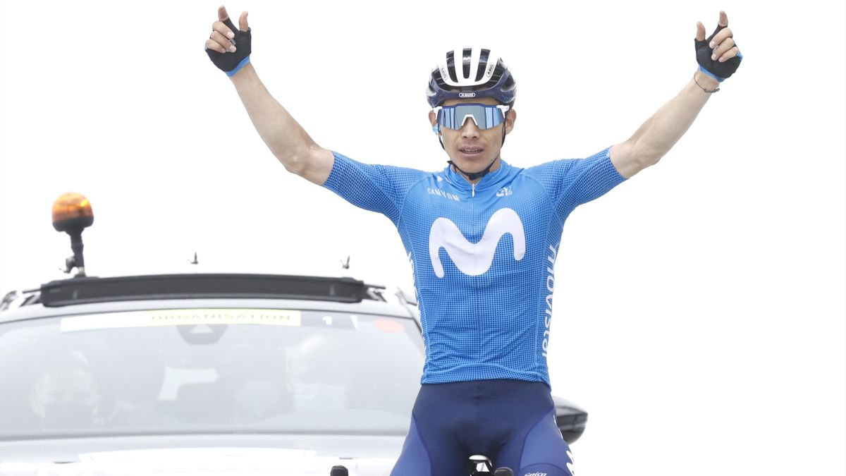 Superman López gana el Mont Ventoux Challenge (Foto: Movistar Team, Photogomez)