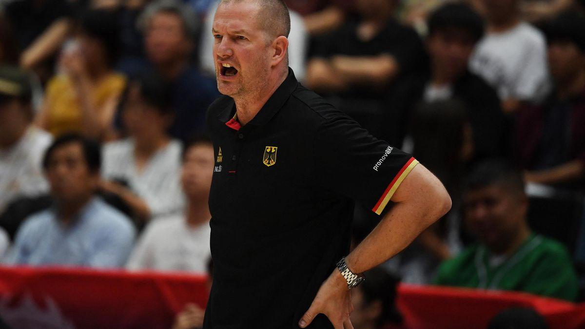 Henrik Rödl ist derzeit deutscher Nationaltrainer