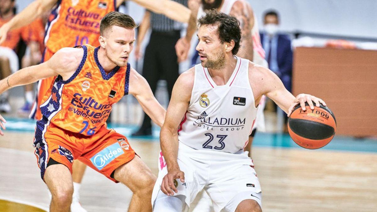Real Madrid-Valencia Basket