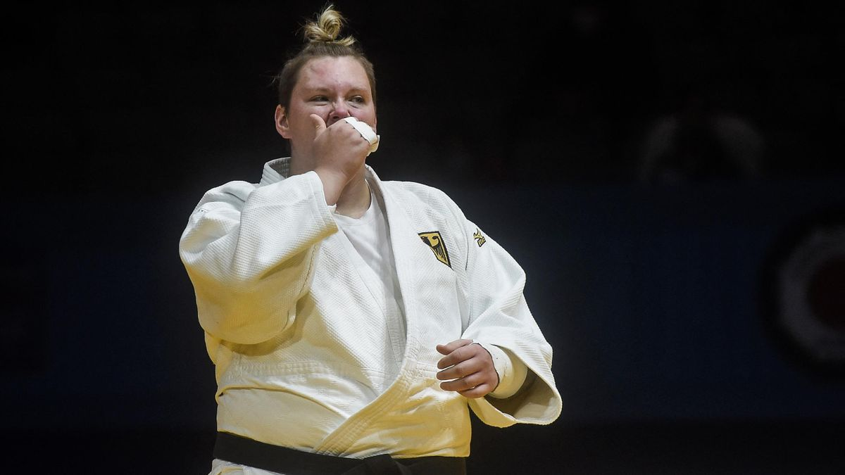 Jasmin Grabowski unterlag der Französin Julia Tolofua