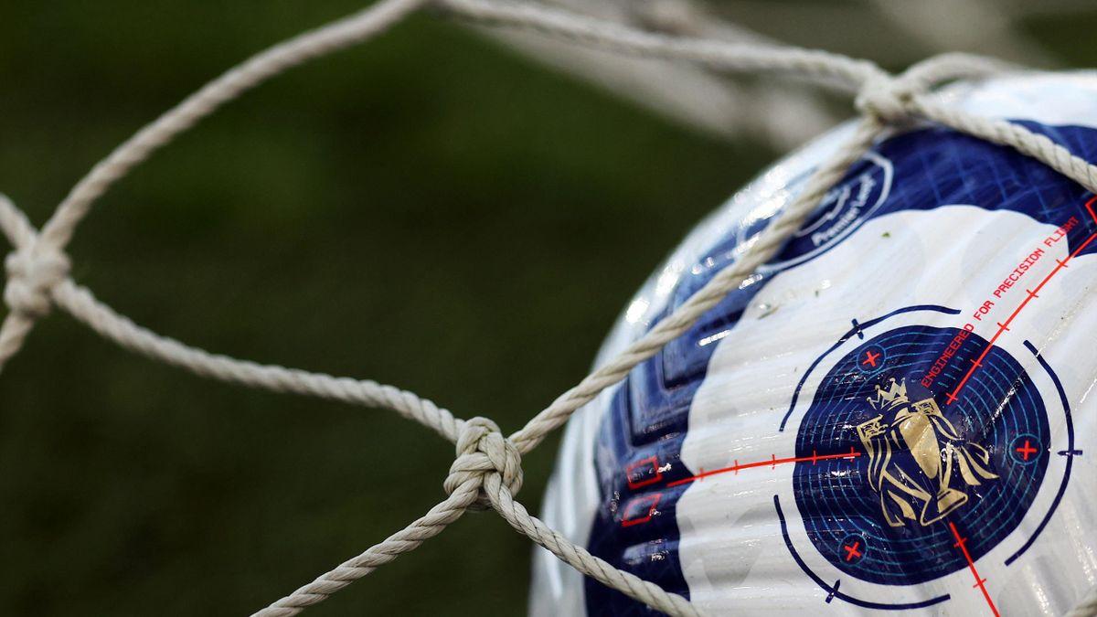 Die Premier League verzeichnet Rekordverlust