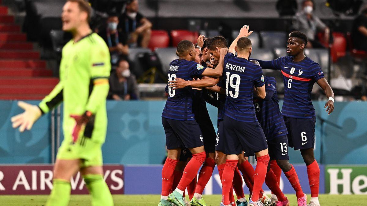 Francia-Alemania | Eurocopa 2020