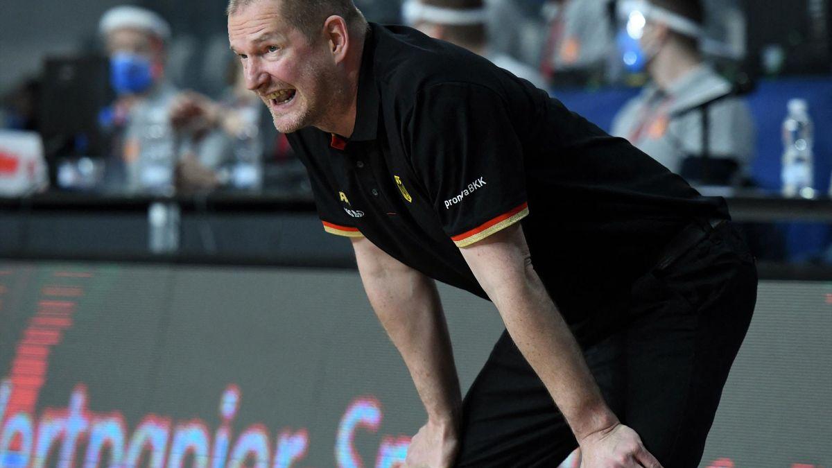 Bundestrainer Henrik Rodl