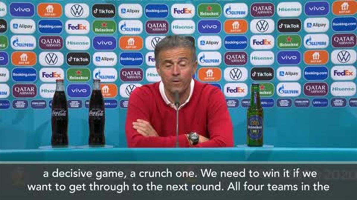 Our future is in our hands - Enrique and Alba react to draw