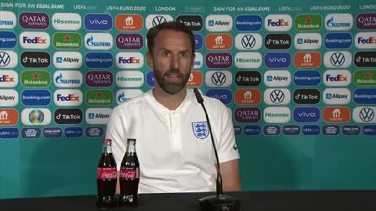 Southgate: 'Doubt' over Mount and Chilwell for Czech game