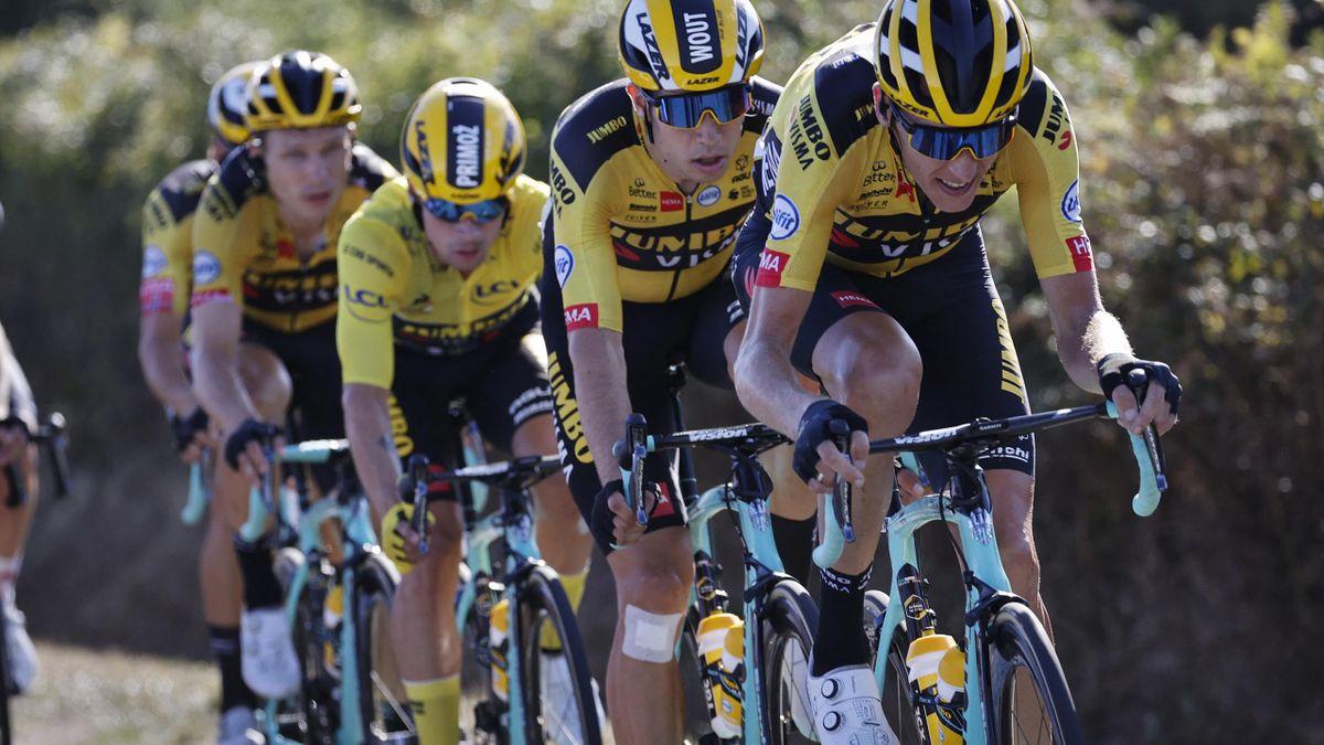 L'équipe Jumbo-Visma ne veut plus commettre les mêmes erreurs sur le Tour 2021