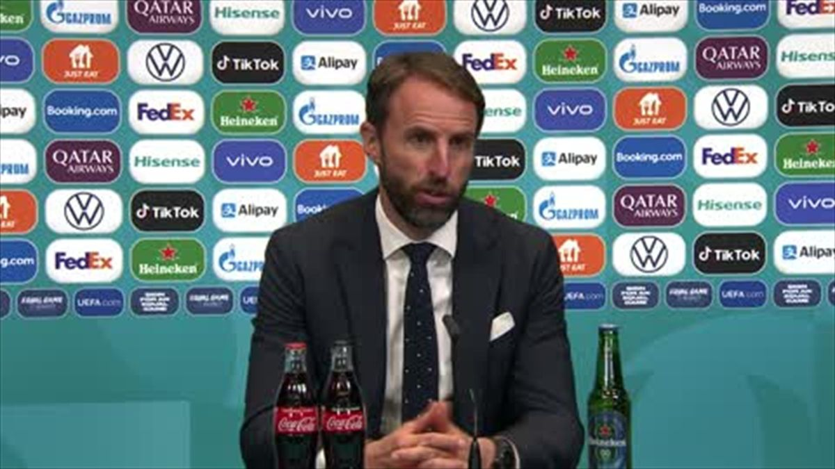 'More to come from us' - Southgate praises England and 'fabulous' Saka