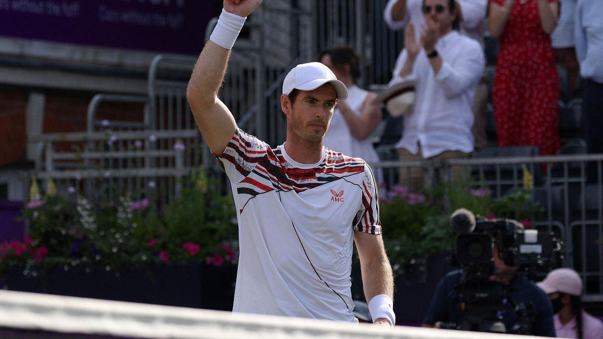 Andy Murray wird in Tokio für Großbritannien aufschlagen