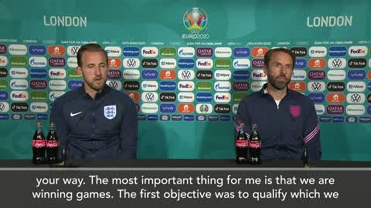 'You go through spells' Kane says scoring doesn't matter if England win