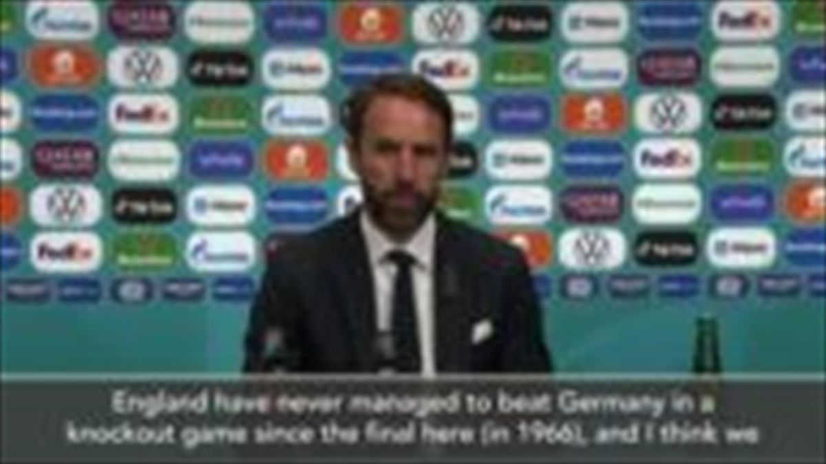 'We are writing history' -  Southgate after historic win over Germany