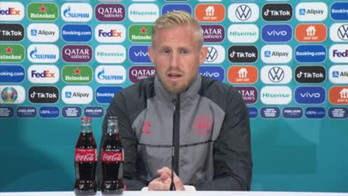 'Has it ever been home?!' – Schmeichel questions It's Coming Home hype