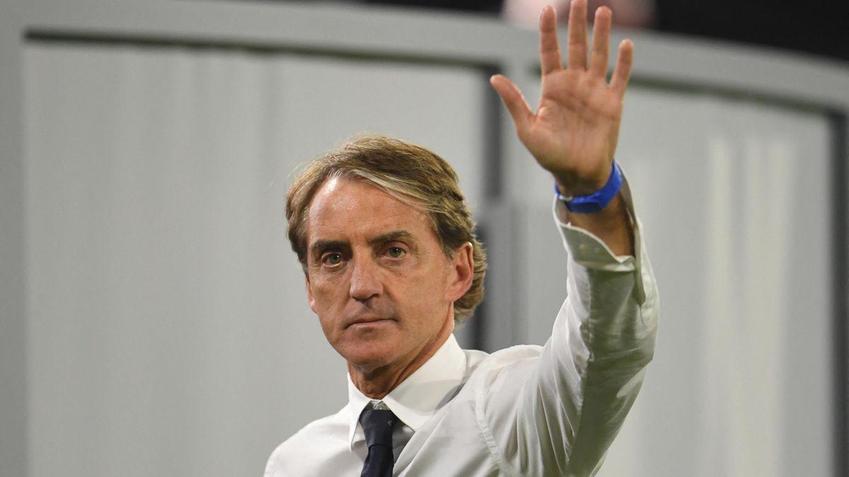 Roberto Mancini erhält Lob aus dem eigenen Land
