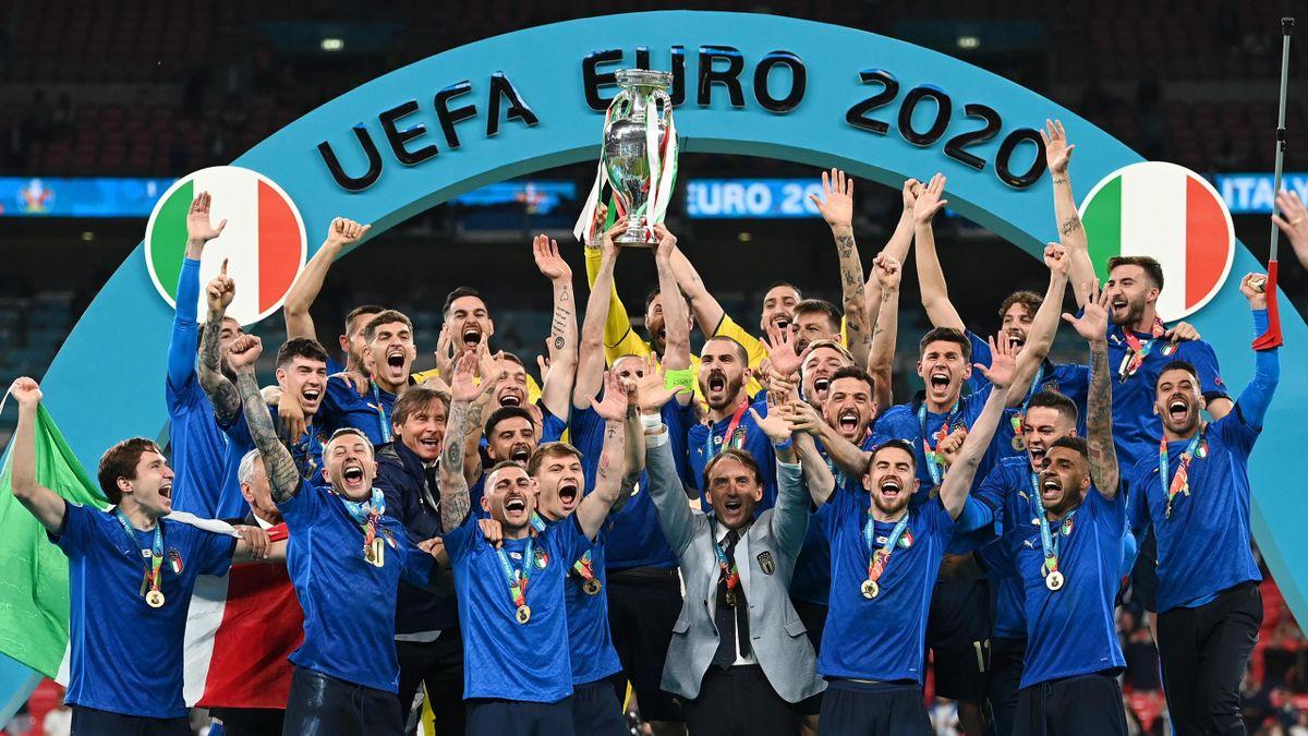 Italia este campioana Europei