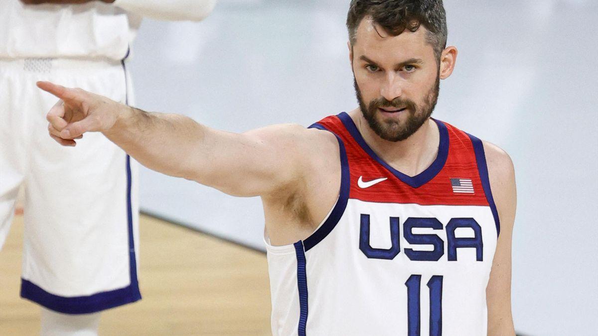 USA ohne Love bei Olympia: NBA-Star ist noch nicht fit