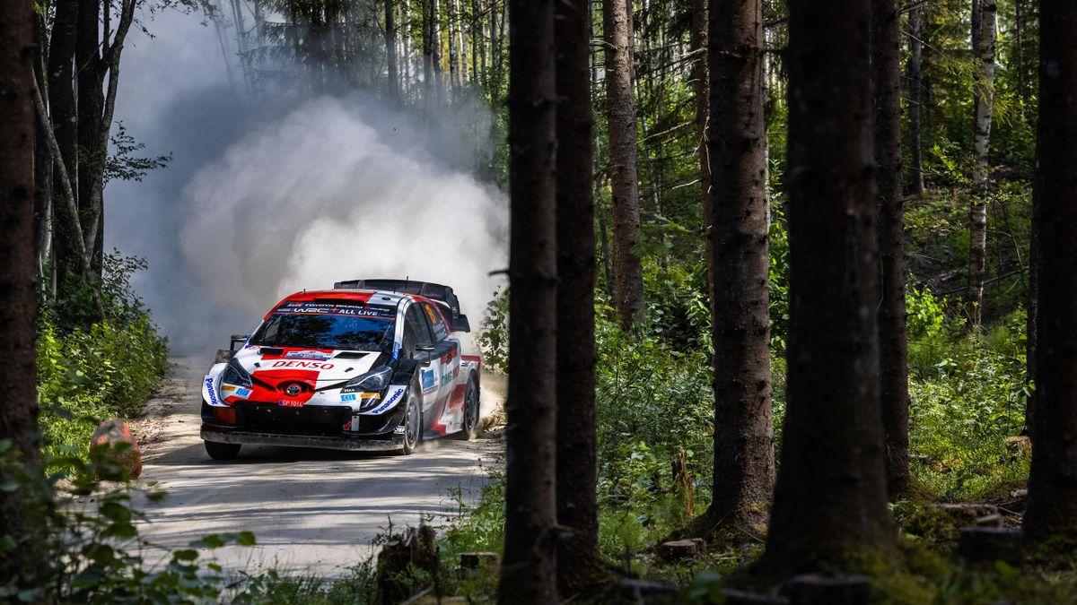 Rovanperä ist jüngster Sieger bei einem WM-Lauf der WRC