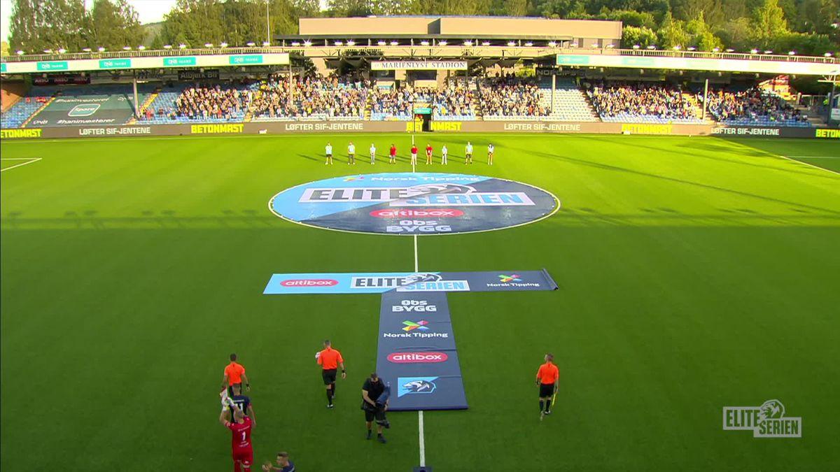 Se høydepunktene: Strømsgodset vs Stabæk