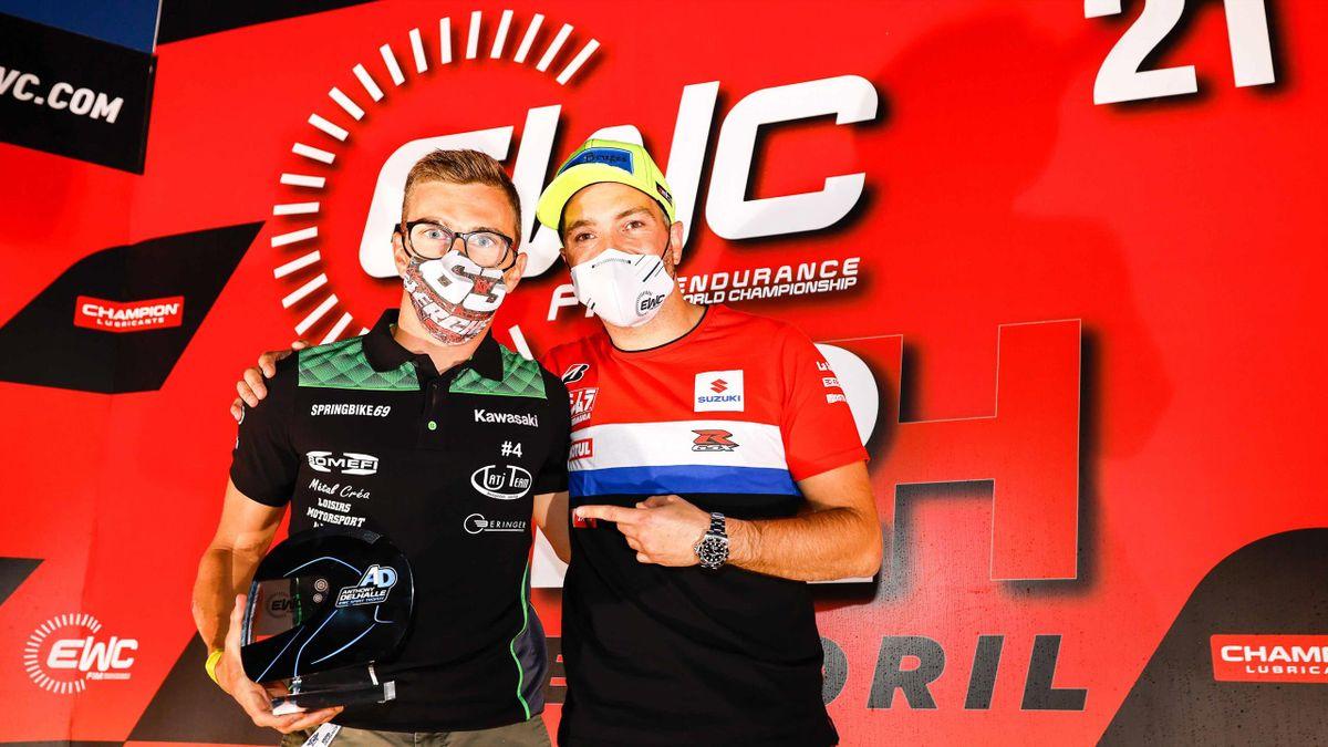12 Hours of Estoril - Anthony Delhalle EWC Spirit Trophy