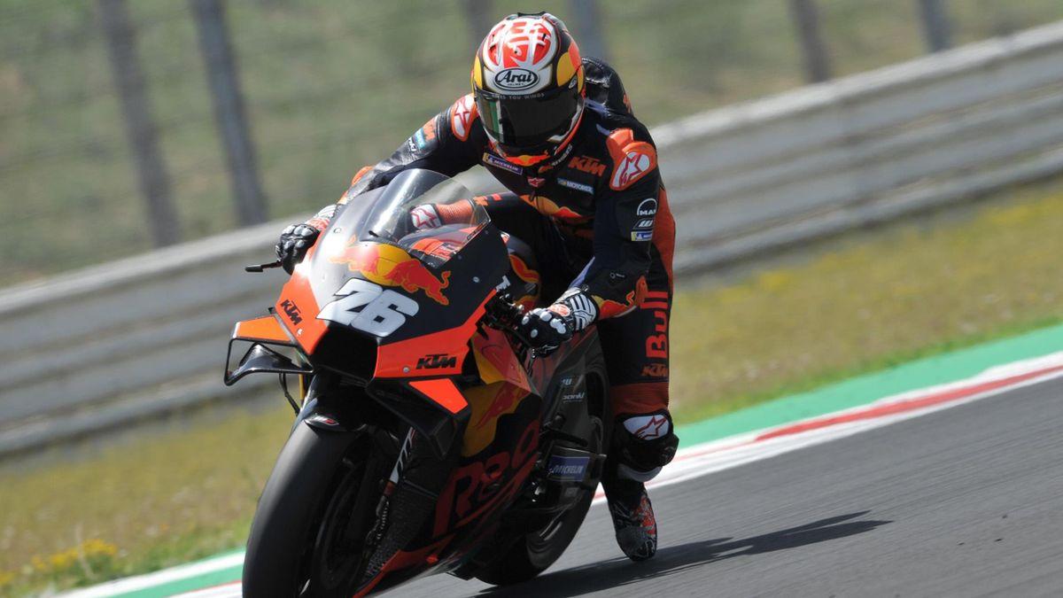Dani Pedrosa, KTM, Moto GP