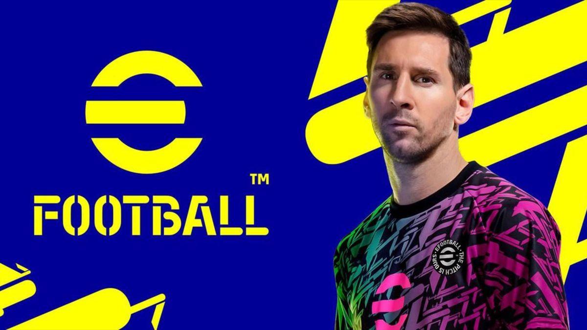 El nuevo PES se llama eFootball y será gratuito