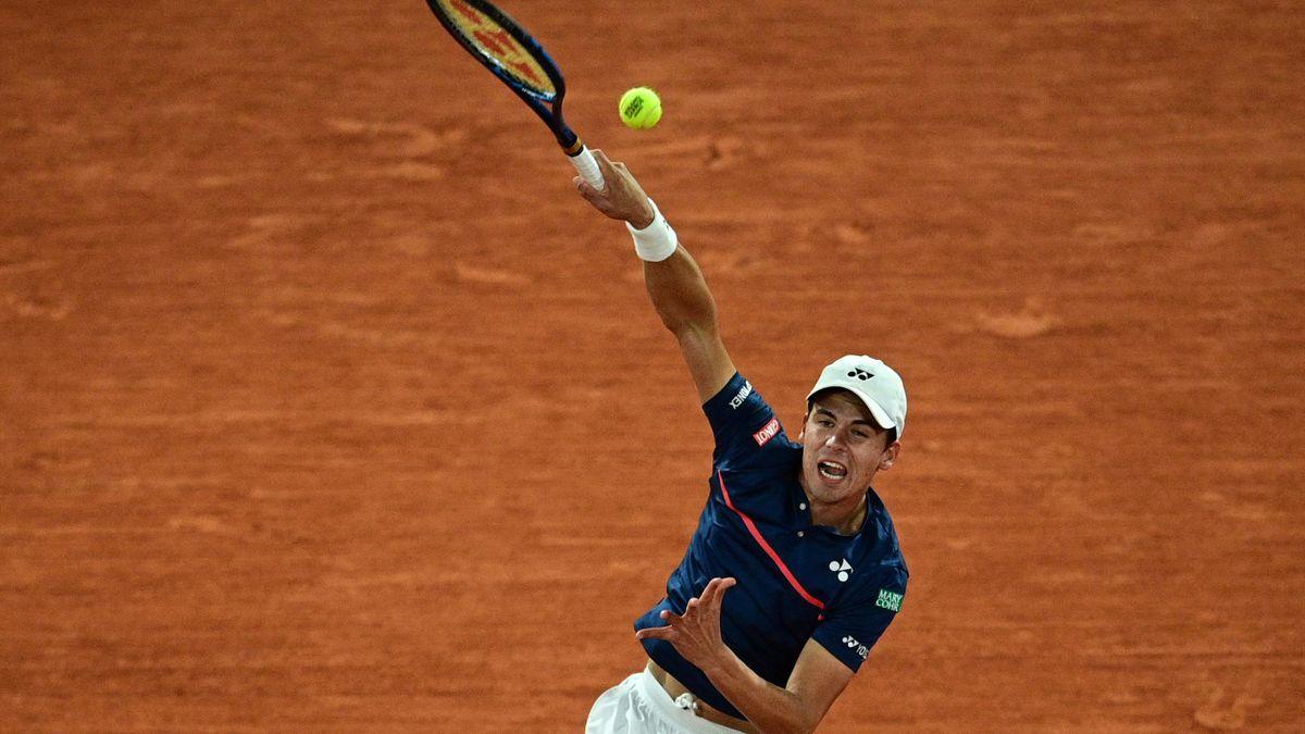 Daniel Altmaier steht im Halbfinale