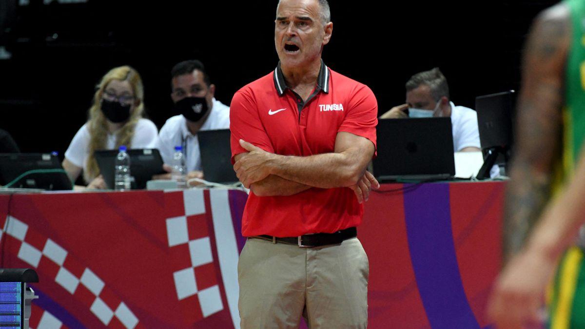 Dirk Bauermann glaubt an die deutschen Basketballer
