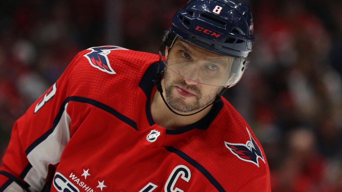 Neuer Vertrag für Eishockey-Star Alexander Owetschkin