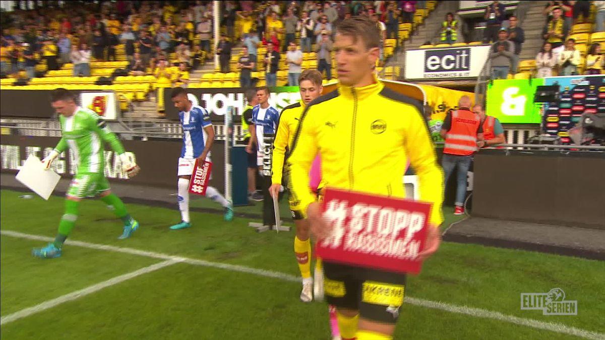 Se høydepunktene: Lillestrøm på 3. plass etter seier mot Sarpsborg