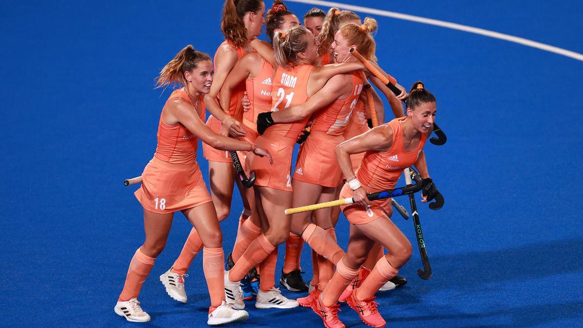 Tokyo 2020 | Nederlandse hockeyvrouwen veel te sterk voor Nieuw-Zeeland