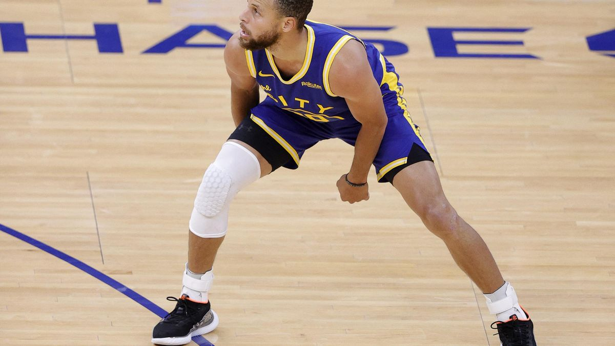 Stephen Curry unterschreibt hoch dotierten Vertrag