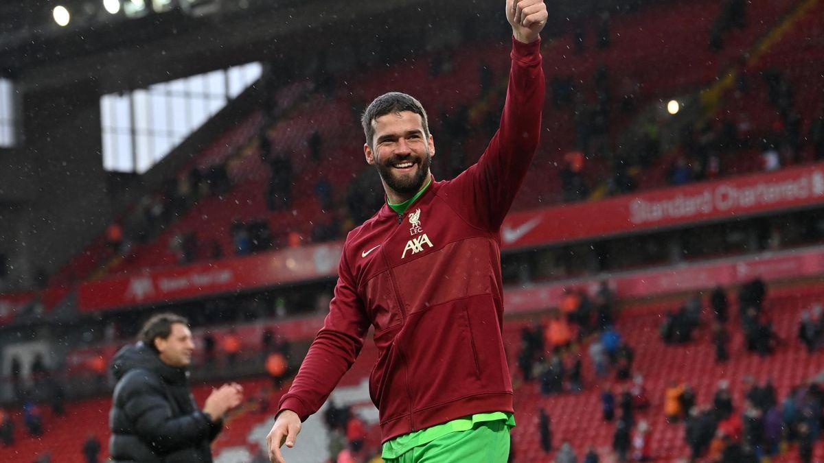 Alisson bleibt den Reds erhalten
