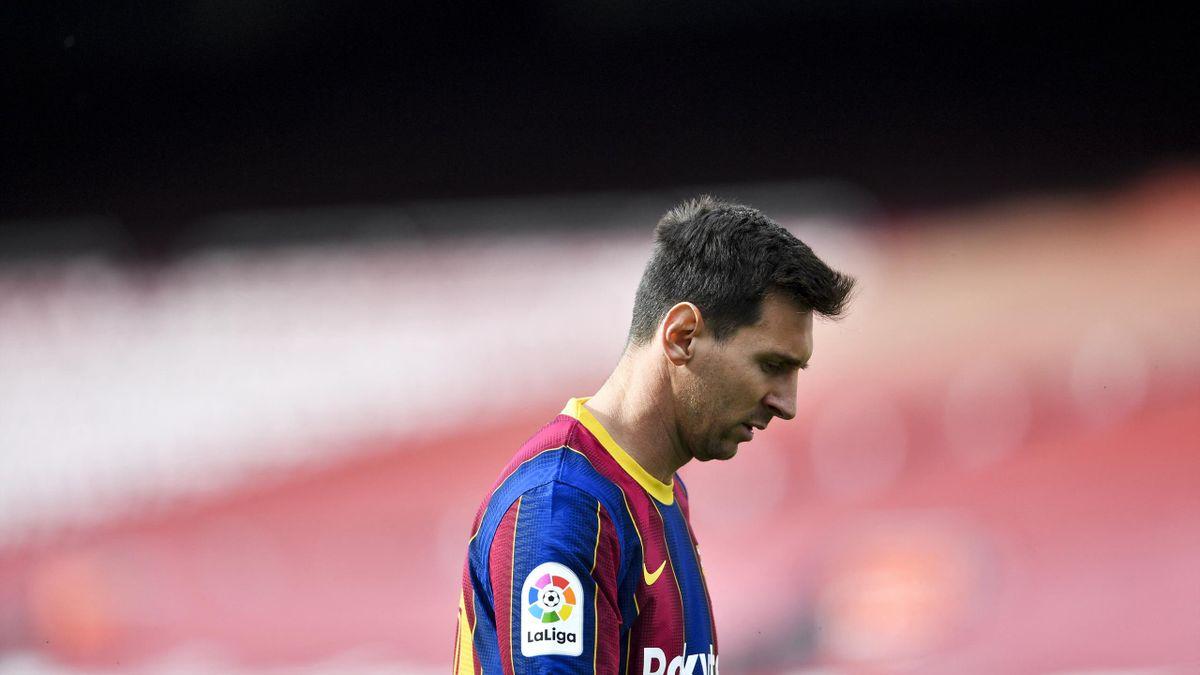 Keine schnelle Einigung mit Barca in Sicht: Lionel Messi