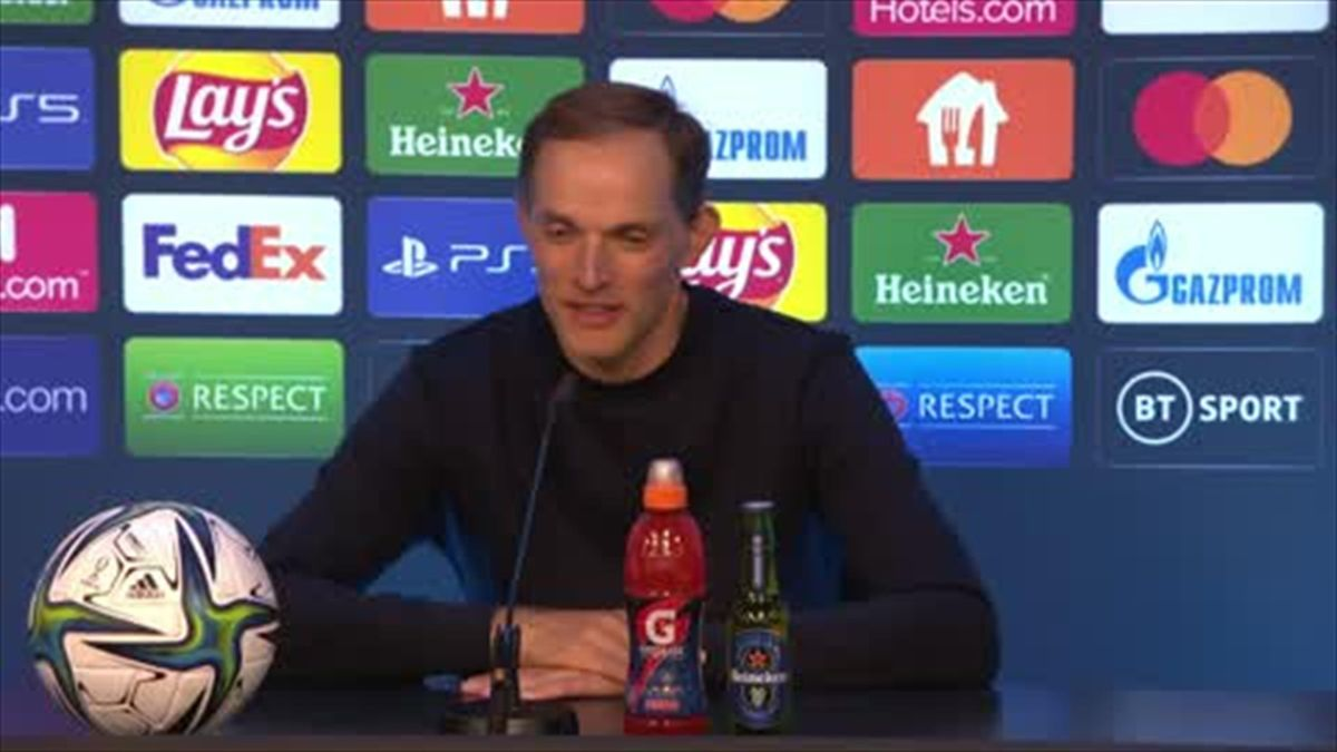 'Physically, it is was the worst thing that could happen to us' - Tuchel on extra-time win