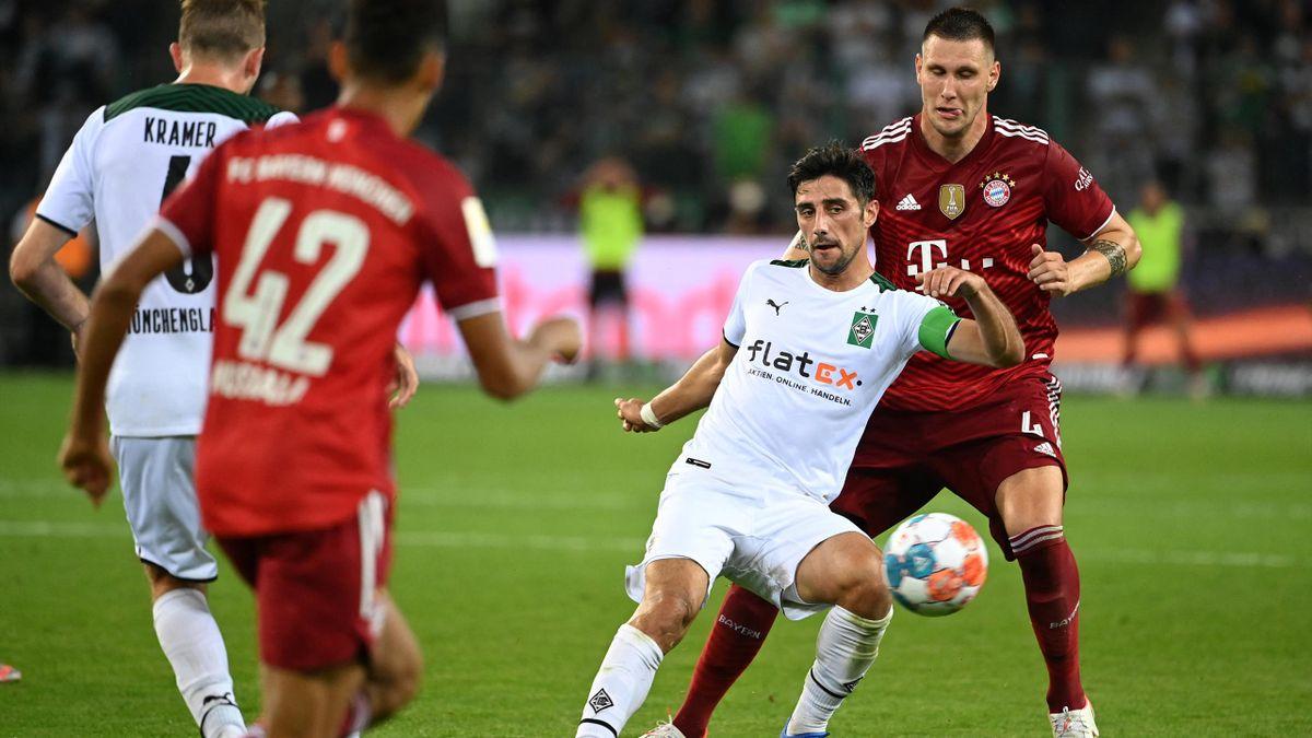 Bayern und Mönchengladbach trennen sich 1:1