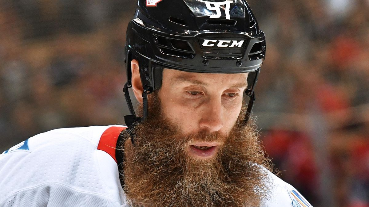 Geht bereits in seine 24. NHL-Saison: Joe Thornton