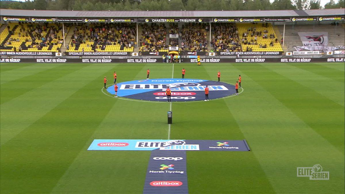 Se høydepunktene: Lillestrøm vs. Bodø/Glimt