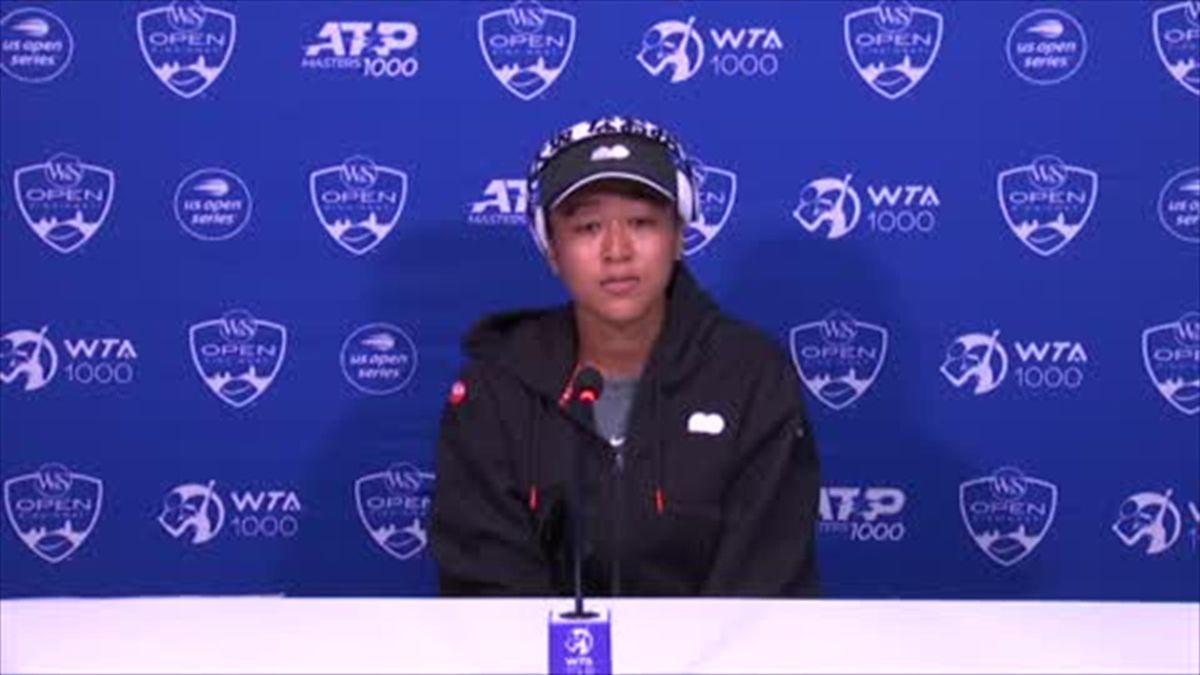 Tennis WTA Osaka Update 2