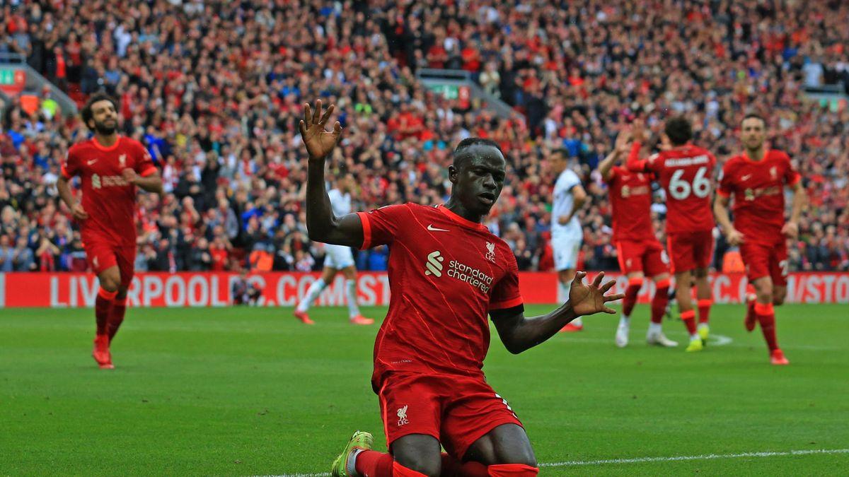 Sadio Mane erzielte das 2:0 für Liverpool