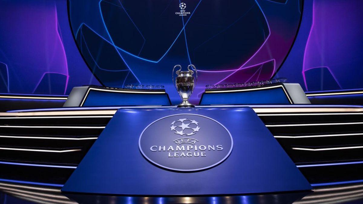 LIGA DE CAMPEONES, FASE DE GRUPOS | Así quedan los grupos de la Champions League 2021/22