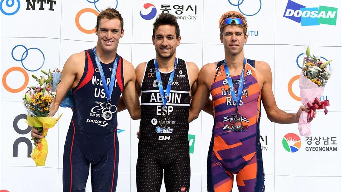 Vladimir Turbayevskiy (Fotó: World Triathlon)